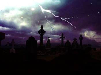 scary-cemetary-at-night