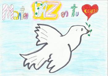 Mantén paz en tu corazón